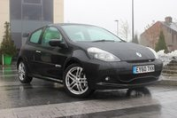 USED 2010 60 RENAULT CLIO 2.0 RENAULTSPORT 3d 197 BHP FSH - T/BELT DONE - ONLY 64K
