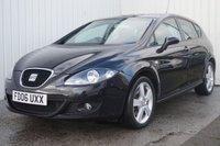 2006 SEAT LEON 2.0 SPORT T FSI 5d 183 BHP £3995.00