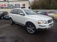 USED 2011 11 VOLVO XC90 2.4 D5 R-DESIGN SE AWD [SAT NAV] [FAMILY PACK] 5d AUTO 197 BHP NATIONALLY PRICE CHECKED DAILY
