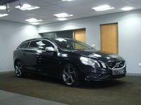 USED 2011 11 VOLVO V60 1.6 DRIVE R-DESIGN S/S 5d 113 BHP