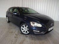 2013 VOLVO V60 2.0 D3 SE LUX 5d 134 BHP £12495.00