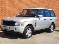 USED 2006 06 LAND ROVER RANGE ROVER 2.9 TD6 VOGUE 5d