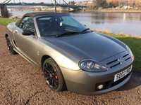 USED 2003 03 MG TF 1.6 115 2d 114 BHP **UNWANTED PART EXCHANGE**