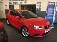 2015 SEAT IBIZA 1.4 TOCA 5d 85 BHP £7490.00