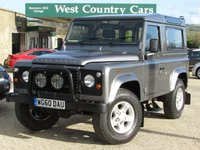 USED 2010 60 LAND ROVER DEFENDER 2.4 90 TD HARD TOP 121 BHP 2 Private Owners, Full Land Rover History