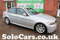 2009 BMW 3 SERIES 2.0 318D M SPORT 4d 141 BHP £8499.00