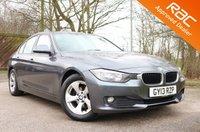 2013 BMW 3 SERIES 2.0 320D EFFICIENTDYNAMICS 4d 161 BHP £8750.00