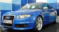 2007 AUDI A4 4.2 RS4 QUATTRO 4d 420 BHP £25000.00