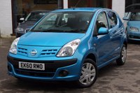 USED 2010 60 NISSAN PIXO 1.0 N-TEC 5d 67 BHP FULL NISSAN HISTORY / £20 TAX / LOW INSURANCE
