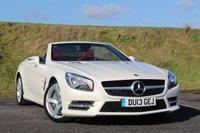 2013 MERCEDES-BENZ SL 3.5 SL350 2d AUTO 306 BHP £32950.00