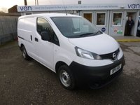 2011 NISSAN NV200 1.5DCi SE  85 BHP £5495.00
