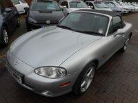 2002 MAZDA MX-5 1.8 SPORT 2d 144 BHP £1990.00