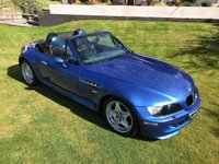 USED 1998 BMW Z3 M 3.2 M ROADSTER 2d 316 BHP