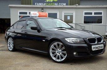 2010 BMW 3 SERIES 2.0 320D EFFICIENTDYNAMICS 4d 161 BHP £7250.00