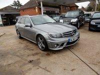 2010 MERCEDES-BENZ C CLASS 6.2 C63 AMG 5d AUTO 451 BHP £24250.00