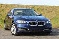 2015 BMW 5 SERIES 2.0 520D SE 4d AUTO 188 BHP £19950.00