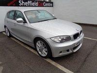 2011 BMW 1 SERIES 2.0 118D M SPORT 5d 141 BHP £6975.00