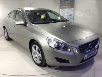 2010 VOLVO S60 2.0 D3 SE LUX 4d AUTO 161 BHP £9042.00