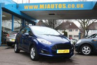 USED 2014 64 FORD FIESTA 1.0 EcoBoost Zetec Hatchback 5dr Very Economical Eco-Boost, Just Serviced by Ourselves
