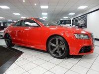 2011 AUDI RS5 4.2 FSI QUATTRO AUTO £24975.00