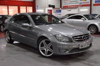 USED 2009 59 MERCEDES-BENZ CLC CLASS 2.1 CLC220 CDI SPORT 3d AUTO 150 BHP MUST BE VEIWED TO BE APPRECIATED