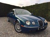 2007 JAGUAR S-TYPE 2.7 SE D 4d 206 BHP £4990.00