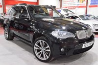 USED 2011 61 BMW X5 3.0 XDRIVE30D M SPORT 5d AUTO 241 BHP 0% FINANCE AND LIFETIME WARRANTY AVAILABLE.