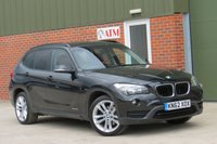 USED 2012 62 BMW X1 2.0 XDRIVE20D SPORT 5d 181 BHP FULL  LEATHER, FULL BMW SERVICE HISTORY, HEATED SEATS, FRONT + REAR PARKING SENSORS