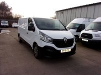 USED 2015 15 RENAULT TRAFIC 1.6 LL29 BUSINESS DCI LWB 115 BHP