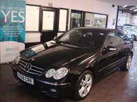 2008 MERCEDES-BENZ CLK 2.1 CLK220 CDI AVANTGARDE 2d AUTO 148 BHP £7495.00