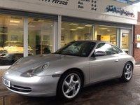 2001 PORSCHE 911 3.4 CARRERA TIPTRONIC S 2d AUTO 300 BHP £15975.00