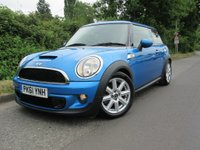 2011 MINI HATCH COOPER S