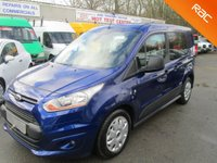 USED 2014 64 FORD TRANSIT CONNECT 1.6 220 TREND CREW CAB