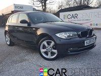 2009 BMW 1 SERIES 2.0 116D SPORT 5d 114 BHP £5995.00