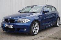 2010 BMW 1 SERIES 2.0 120D M SPORT 3d AUTO 175 BHP £8995.00