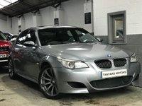 2006 BMW M5 SMG 5.0 4d 501 BHP £17995.00