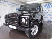 2010 LAND ROVER DEFENDER 2.4 90 TD XS STATION WAGON 1d 121 BHP £24995.00