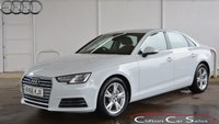 USED 2016 66 AUDI A4 2.0TDi ULTRA SPORT SALOON AUTO 190 BHP Finance? No deposit required and decision in minutes.