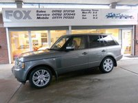 2010 LAND ROVER RANGE ROVER 3.6 TDV8 VOGUE SE 5d AUTO 271 BHP £24975.00