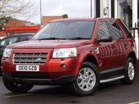 2010 LAND ROVER FREELANDER 2.2 TD4 XS 5d AUTO 159 BHP £12995.00