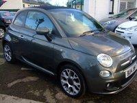 2014 FIAT 500 1.2 C S CONVERTIBLE £8499.00