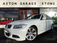 2012 BMW 3 SERIES 2.0 318D M SPORT TOURING 5d 141 BHP £10550.00
