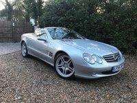 2004 MERCEDES-BENZ SL 5.0 SL500 2d AUTO 302 BHP £9989.00