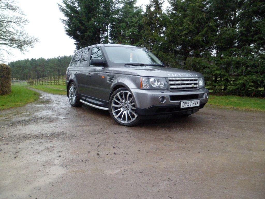 2007 Land Rover Range Rover Sport Tdv8 Sport Hse £14,995