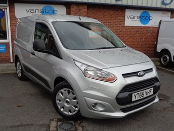 2015 FORD TRANSIT CONNECT 1.6 200 TREND P/V 1d 94 BHP £9500.00