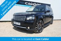 2012 LAND ROVER RANGE ROVER VOGUE