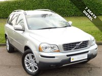 USED 2006 56 VOLVO XC90 2.4 D5 SE LUX AWD 5d AUTO 185 BHP GREAT VALUE LUXURY 4X4, 7 SEATER  *** MORE PHOTOS COMING SOON ***