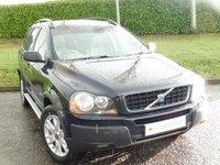 2004 VOLVO XC90 2.4 D5 SE 5d AUTO 161 BHP £6750.00