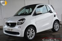 2016 SMART FORTWO COUPE 1.0 PASSION COUPE 5-SPEED 71 BHP £6990.00