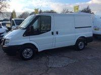 2014 FORD TRANSIT SWB 2.2 260 LR 124 BHP 6 SPEED 1 OWNER NEW MOT £7650.00